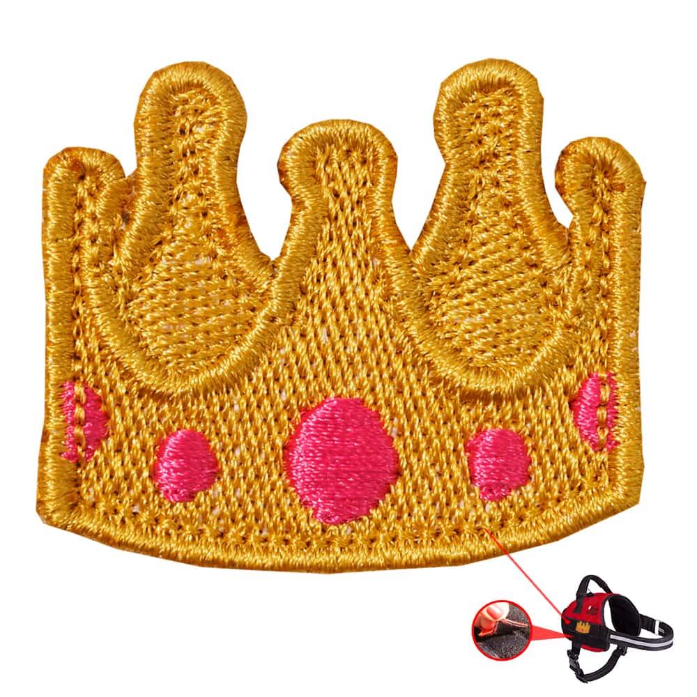 Patch Coroa de Princesa