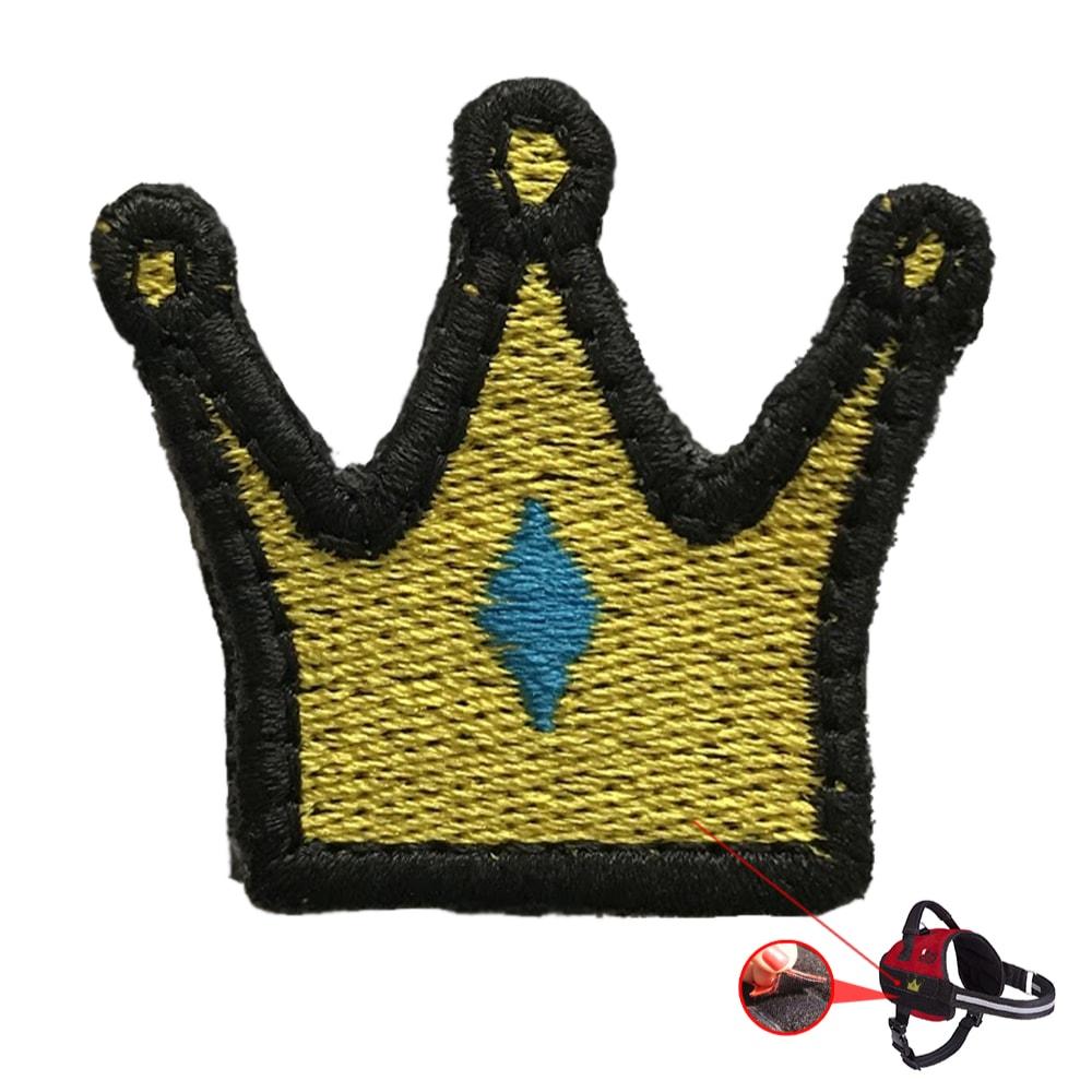 Patch Coroa de Príncipe