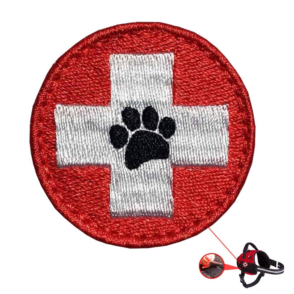 Patch Cruz Vermelha