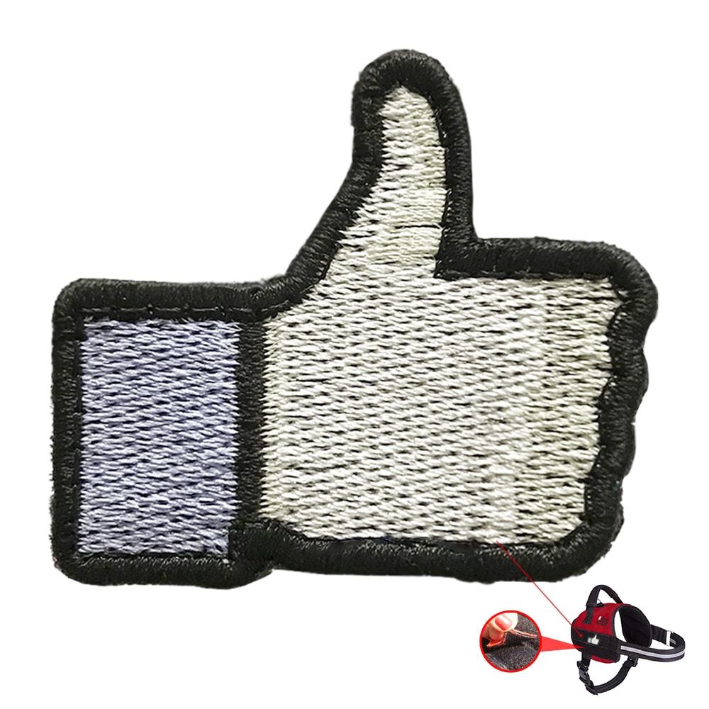 Patch Curtida do Facebook