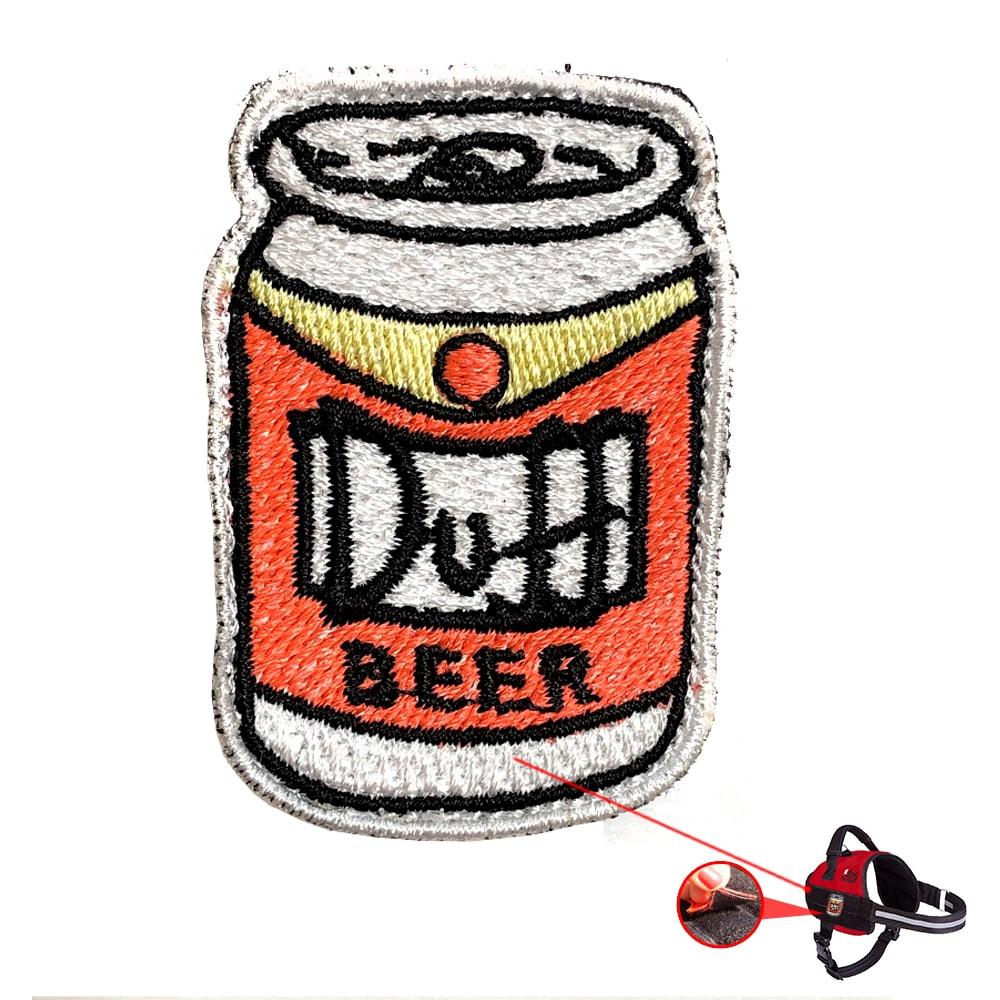 Patch Duff Beer