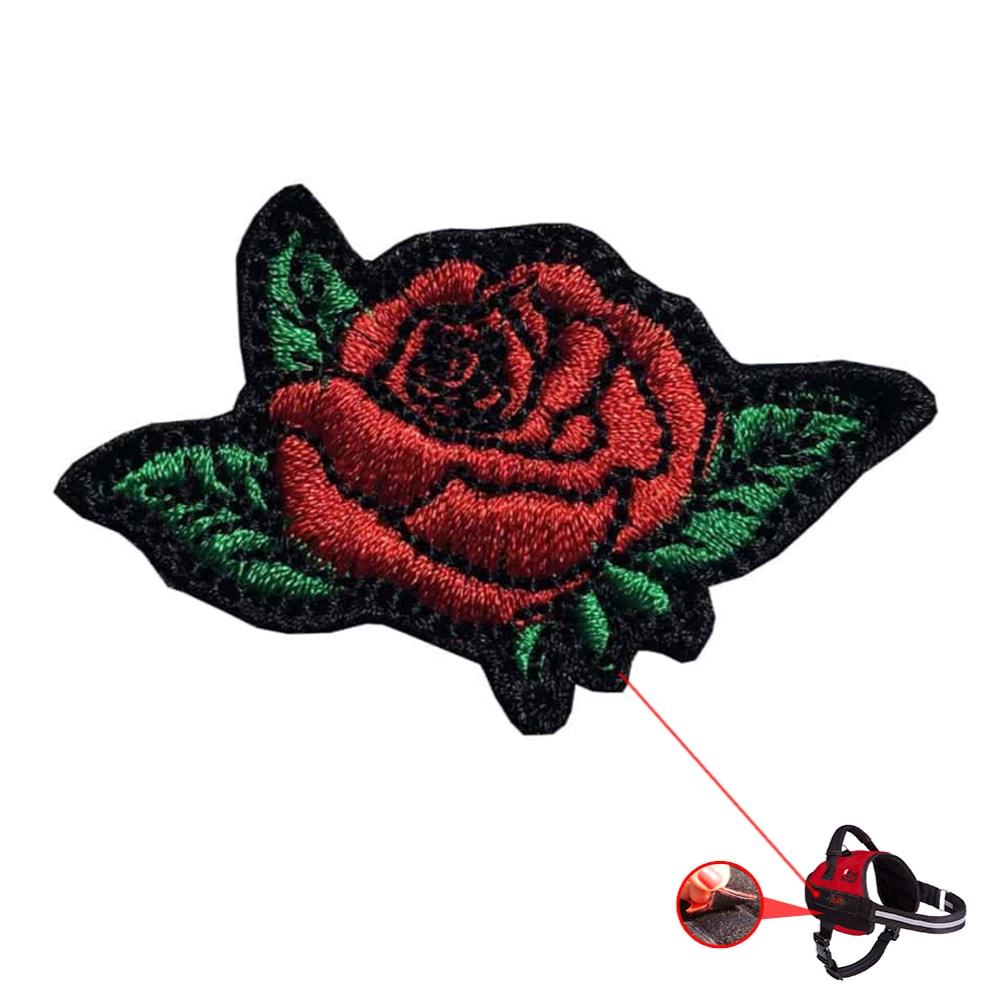 Patch Flor Rosa