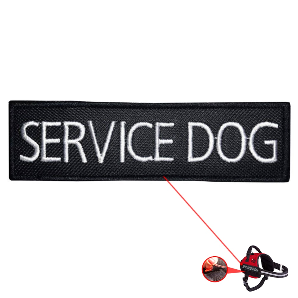 Patch Funcional Service Dog