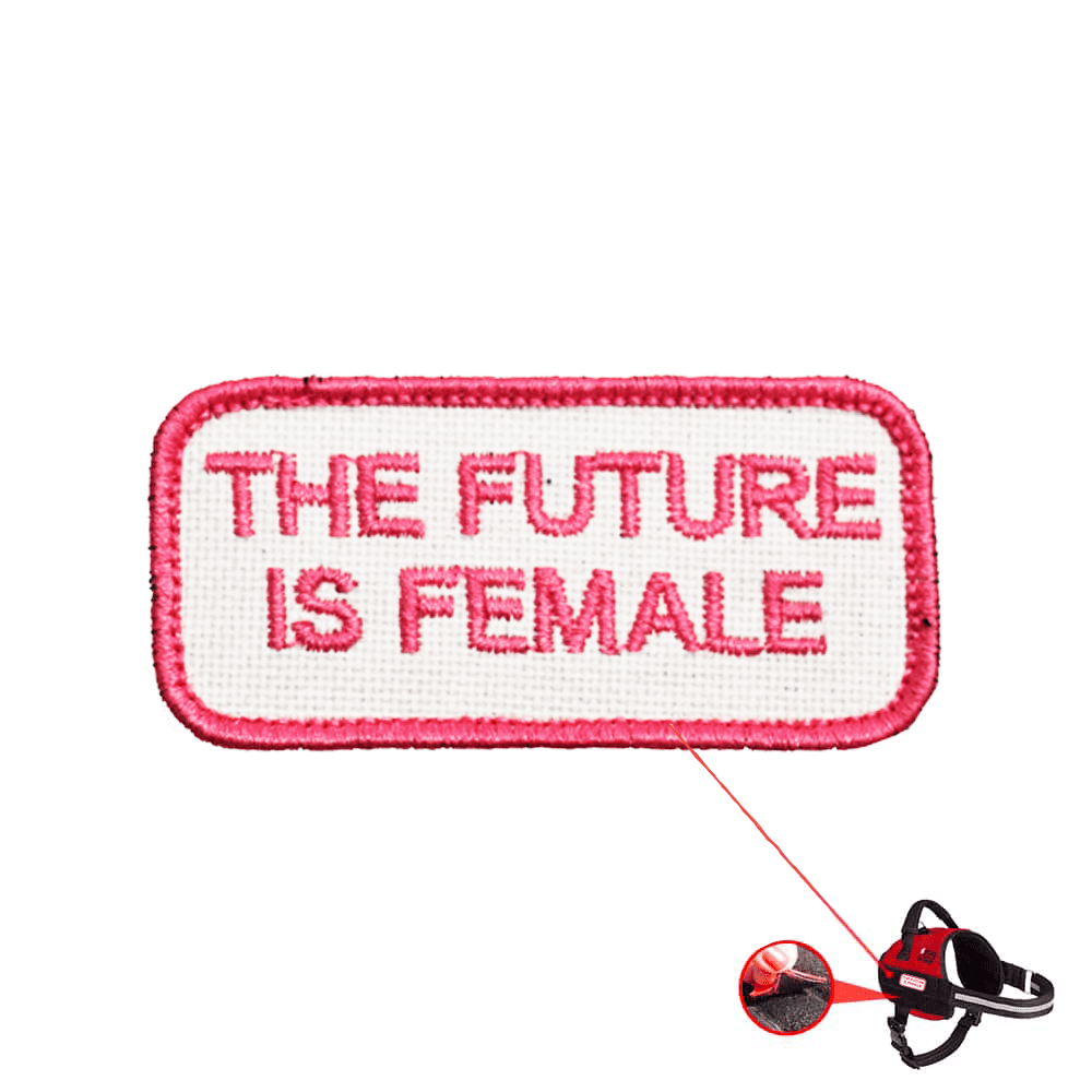 Patch Future is Female