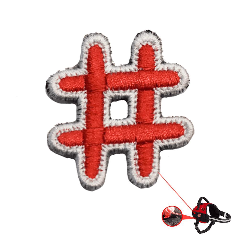 Patch Hashtag
