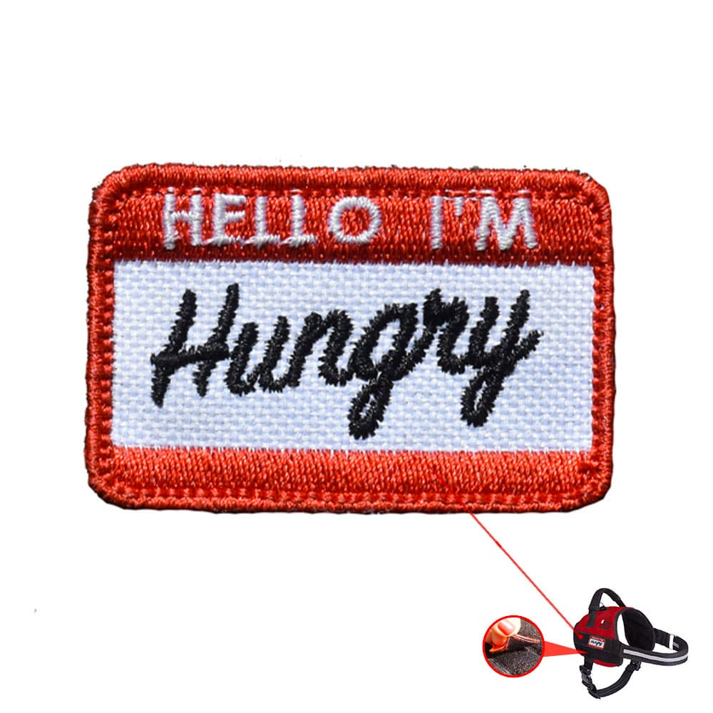 Patch I am Hungry