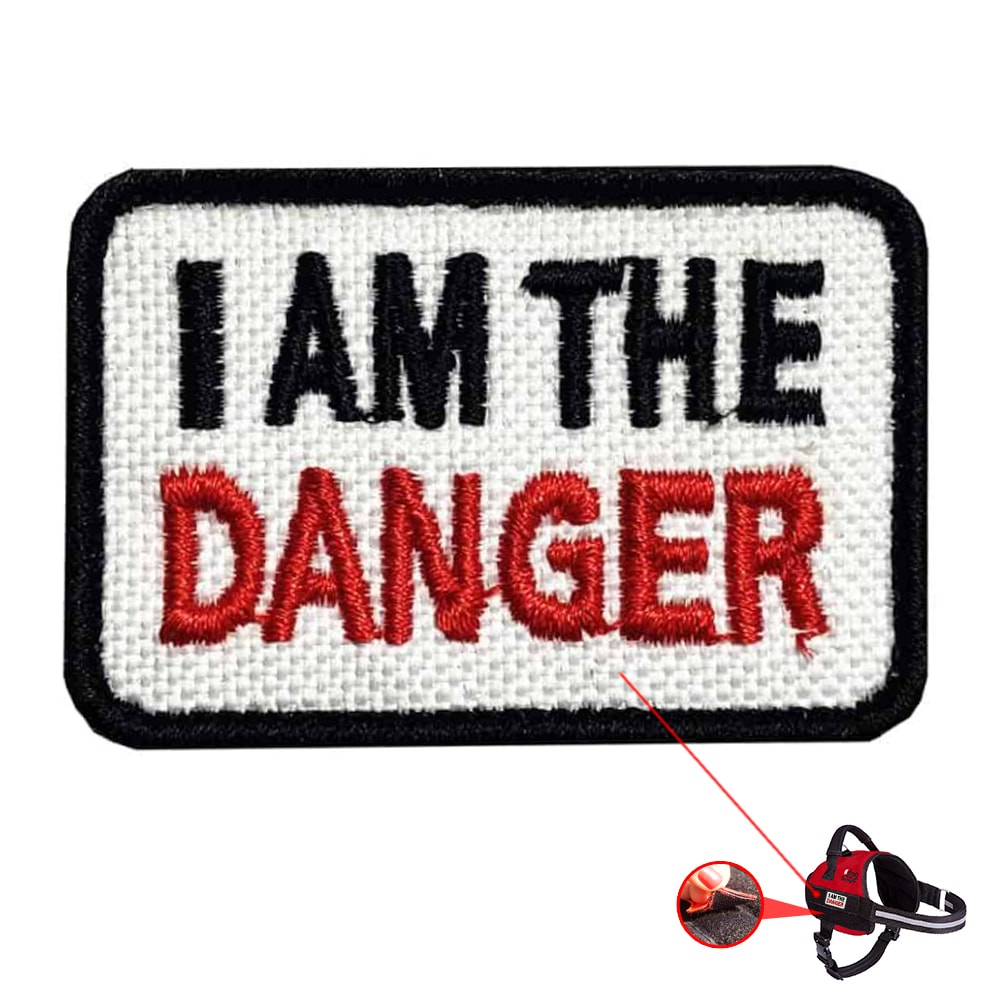 Patch I Am the Danger