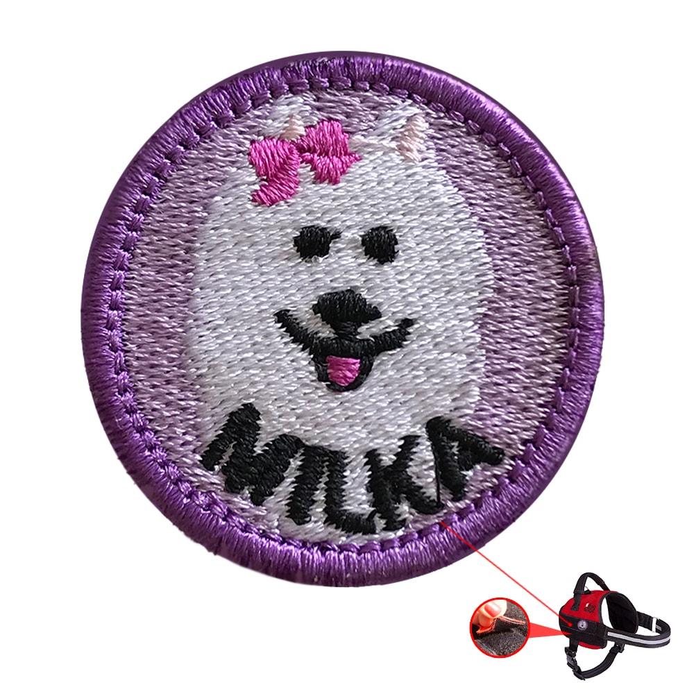 Patch Milka Samoieda