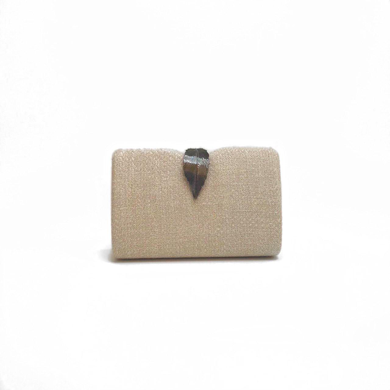 Bolsa feminina em tecido