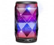 Caixa de Som Bluetooth com Led Colorido