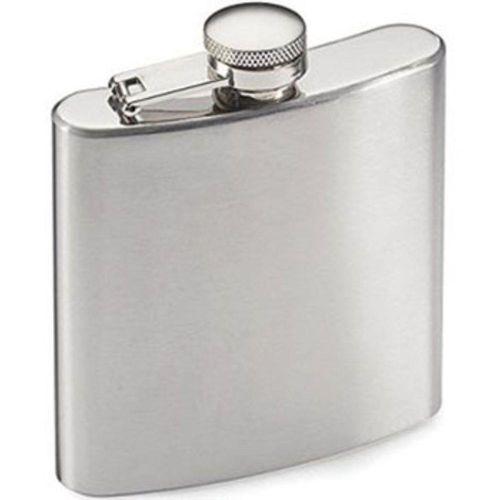Cantil de Bolso, Aço Inox, 170 ml