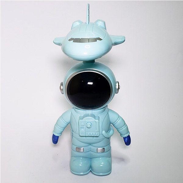 Luminaria Astronauta Recarregavel