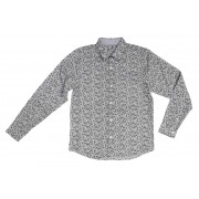 Conjunto Infantil Masculino Camisa Estampada Club Z