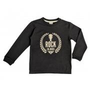 Roupa Infantil Masculina Camiseta Cinza Chumbo Silk Club Z
