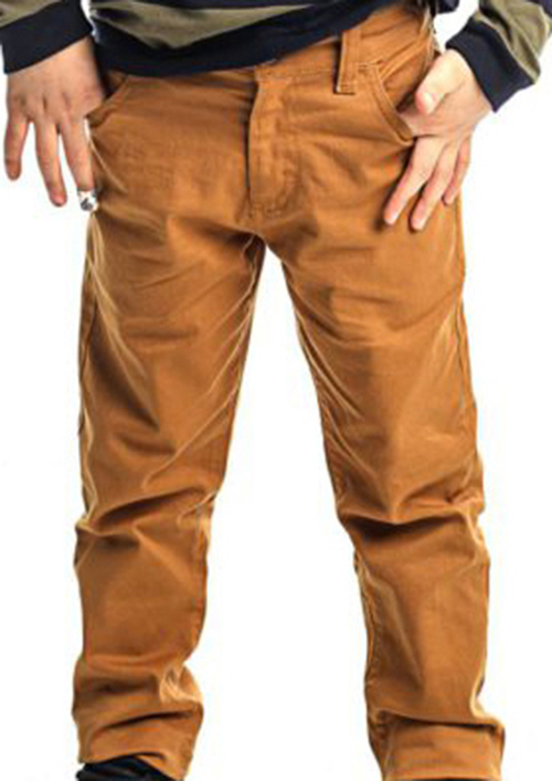 Conjunto Infantil Camisa Polo com Calça Sarja Club Z