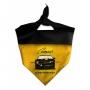 Bandana Chevrolet - Camaro Front - Amarela