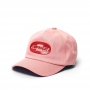 Boné Dad Hat Chevrolet Classics Badge - Rosa