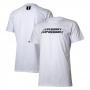 Camiseta Masc. Chevrolet Camaro Performance - Branca