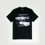 Camiseta Masc. Chevrolet|Cavalera Classics D20 Custom - Preto