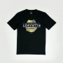 Camiseta Chevrolet|Cavalera Corvette Horse Power - Preto