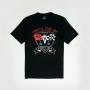 Camiseta Masc. Chevrolet|Cavalera Corvette Sting Ray - Preto