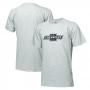 Camiseta Masc. Chevrolet Classics Logo - Cinza Mescla