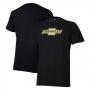 Camiseta Masc. Chevrolet Classics Logo - Preta