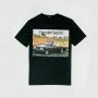 Camiseta Masc. Chevrolet|Cavalera Classics Opala 83 - Preto