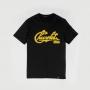 Camiseta Masc. Chevrolet Cavalera Classics Vintage Car - Preto