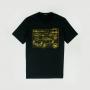 Camiseta Masc. Chevrolet|Cavalera Corvette Grade - Preto