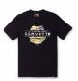 Camiseta Chevrolet Corvette Horse Power - Preto