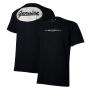 Camiseta Masc. Chevrolet Genuine - Preta