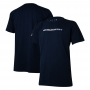 Camiseta Masc. Chevrolet S-10 High Country Lettering - Azul Marinho