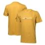 Camiseta Masc. Chevrolet S-10 High Country Lettering - Mostarda