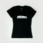 Camiseta Fem. Chevrolet Camaro Legend - Preta