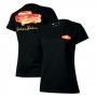 Camiseta Fem. Chevrolet Classics Golden Years - Preta