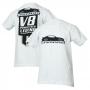 Camiseta Inf. Chevrolet Camaro Legend - Branca