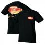 Camiseta Inf. Chevrolet Classics Golden Years - Preta