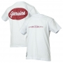 Camiseta Inf. Chevrolet Genuine - Branca