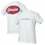 Camiseta Inf. Chevrolet Genuine - Branca