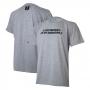 Camiseta Masc. Chevrolet Camaro Performance - Cinza Mescla