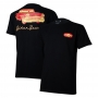 Camiseta Masc. Chevrolet Classics Golden Years - Preta