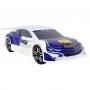 Carrinho com Controle Remoto Chevrolet - Stock Car - Azul/Branco