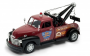 Miniatura Chevrolet 3100 1953 Tow Truck 1:24 - Vinho