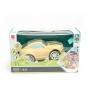 Miniatura Chevrolet Baby - Camaro - Amarelo