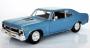Miniatura Chevrolet Chevy Nova SS 1970 1:24 - Azul