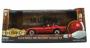 "Miniatura Chevrolet Corvette 1985 C4 ""The Big Lebowski"" 1:43 - Vermelho"