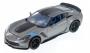 Miniatura Chevrolet Corvette 2017 Grand Sport 1:24 - Prata