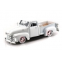 Miniatura Chevrolet Pick Up 1953 Just Truck 1:24 - Branco