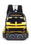 Mochila Infantil Chevrolet Camaro - Preto e Amarelo